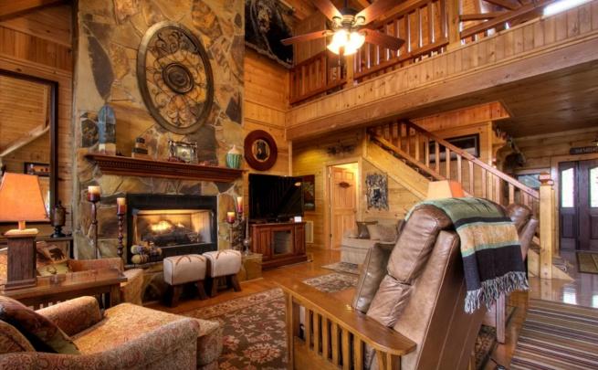 casa do grande urso natal