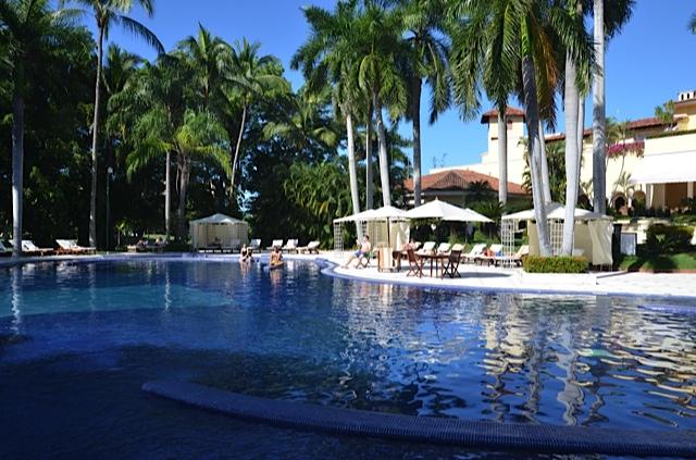 casa velas boutique hotel piscina puerto vallarta
