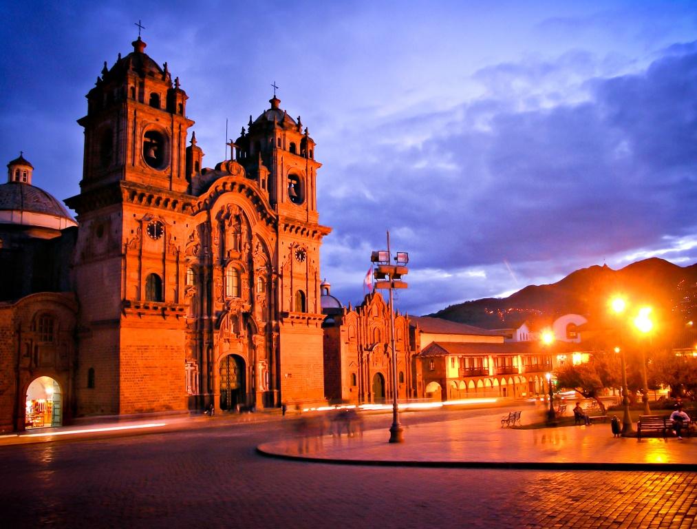 catedral de cusco machu picchu brasil