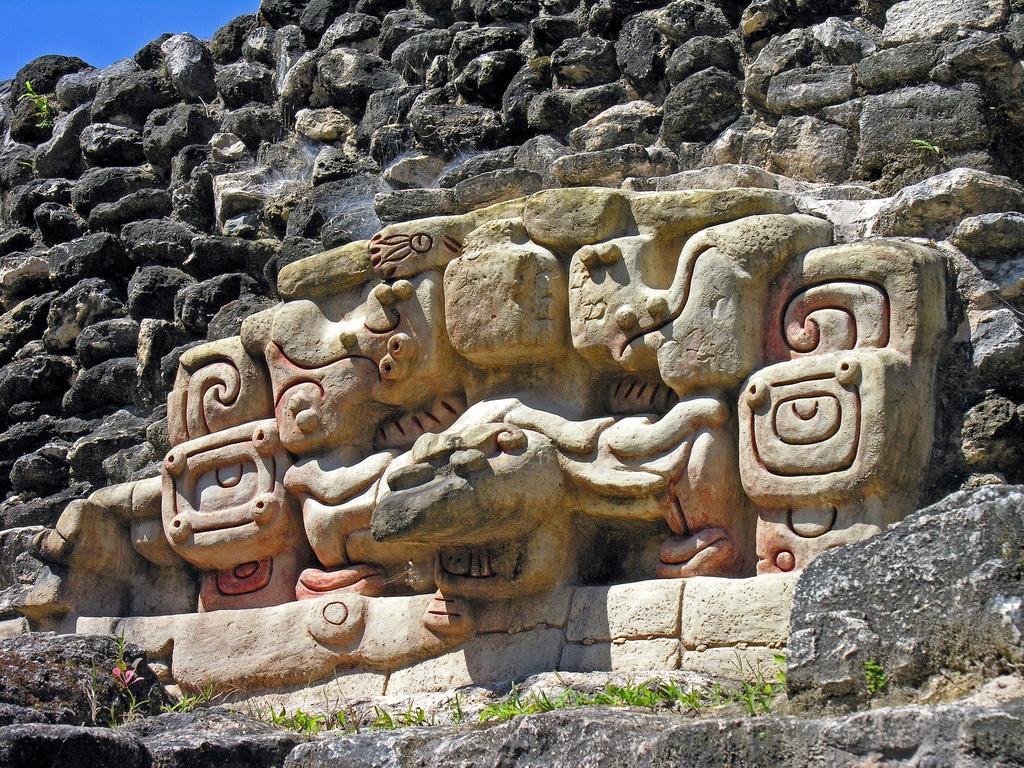 cultura maia em belize Dennis Jarvis via flickr