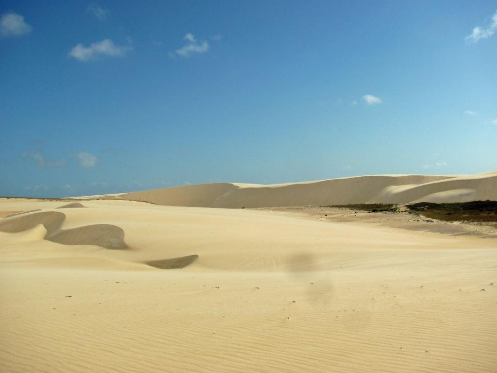 delta do parnaiba dunas