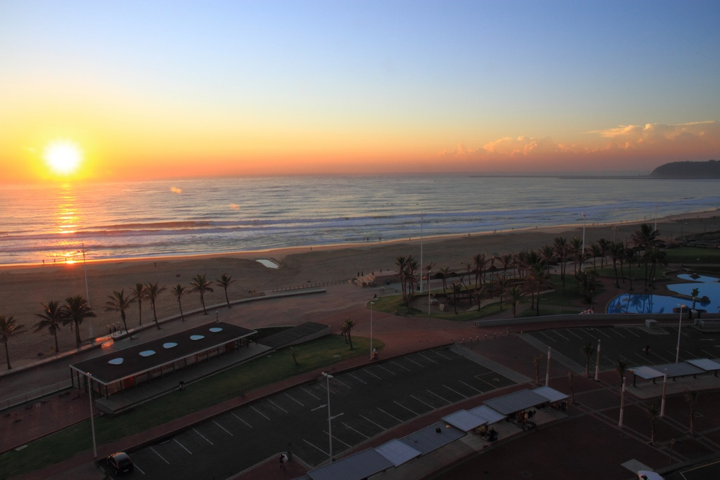 durban golden mile philippe berdalle