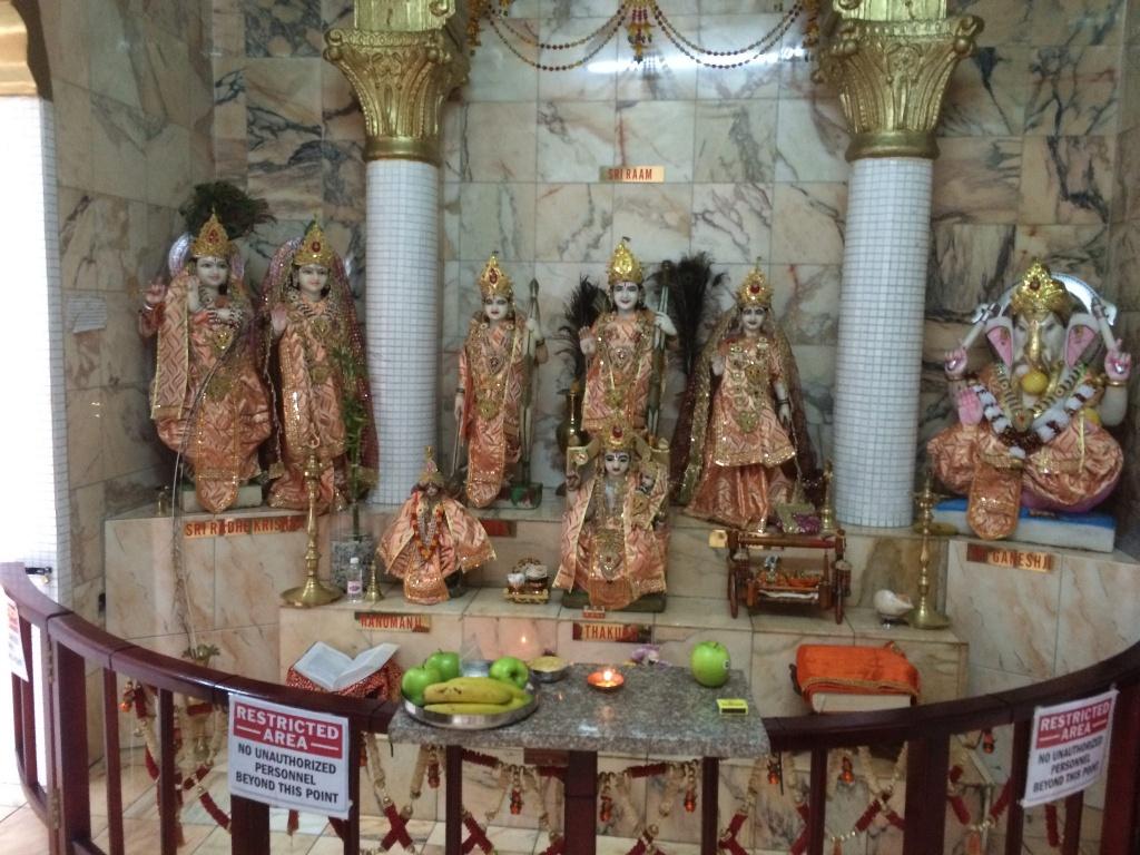 durban templos divulgação Religious Studies Unisa