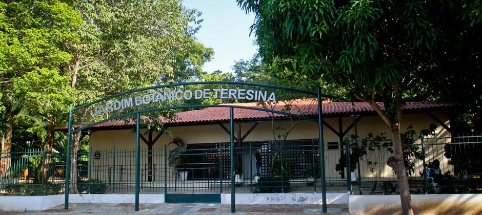 jardim botanico de teresina