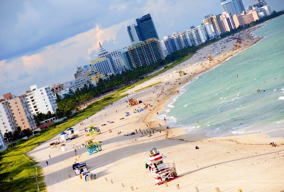 miami beach florida Corey Balazowich flickr
