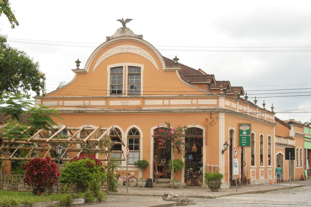 morretes centro histórico Carlos Reis via flickr
