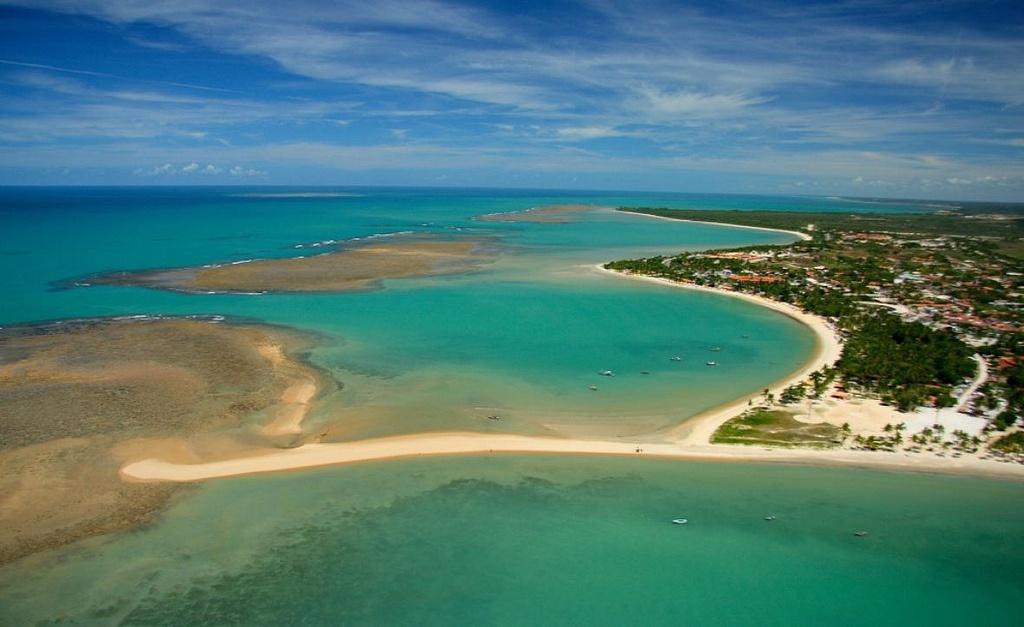 mutá porto seguro divulgação turismo bahia cidades