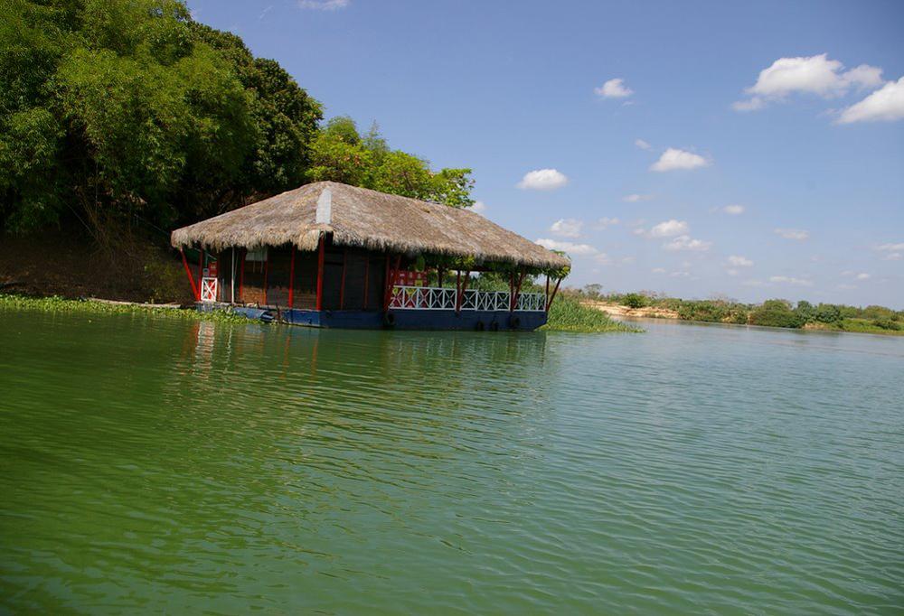 parque ambiental encontro dos rios teresina