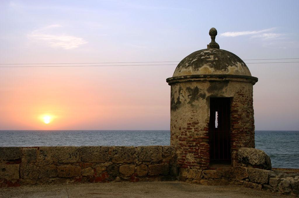 por do sol cartagena igvir ramirez flickr
