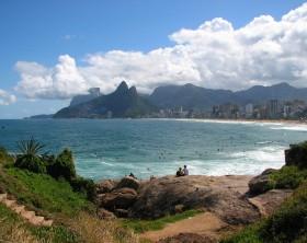 praia de ipanema rj cyro silva flickr