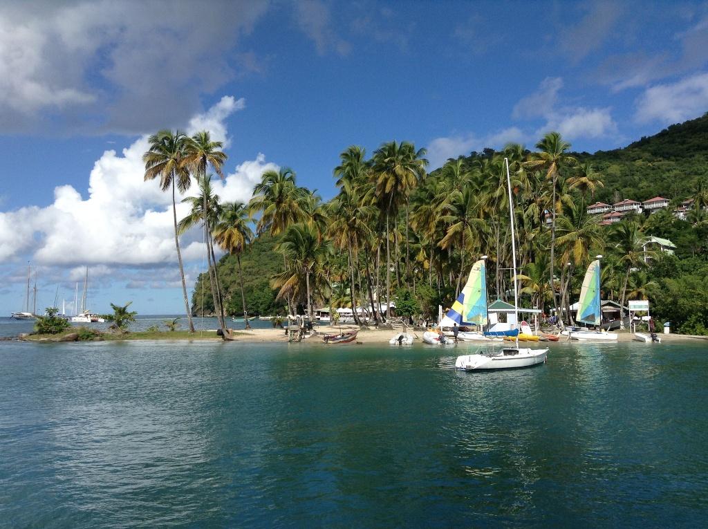 santa lucia caribe Jorge Brazil via flickr