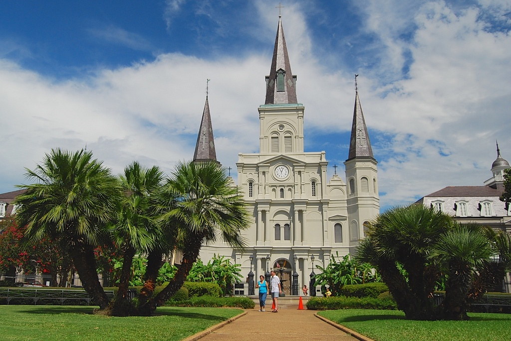 st louis cathedral nova orleans faunggs photos flickr