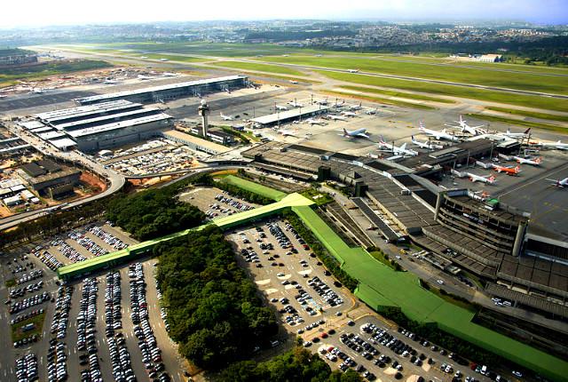 Aeroporto Internacional De Guarulhos Telefone : Guarulhos é um dos três aeroportos mais pontuais do mundo