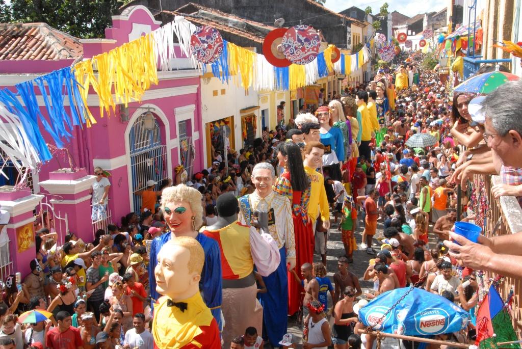 Foto via Flickr Prefeitura de Olinda