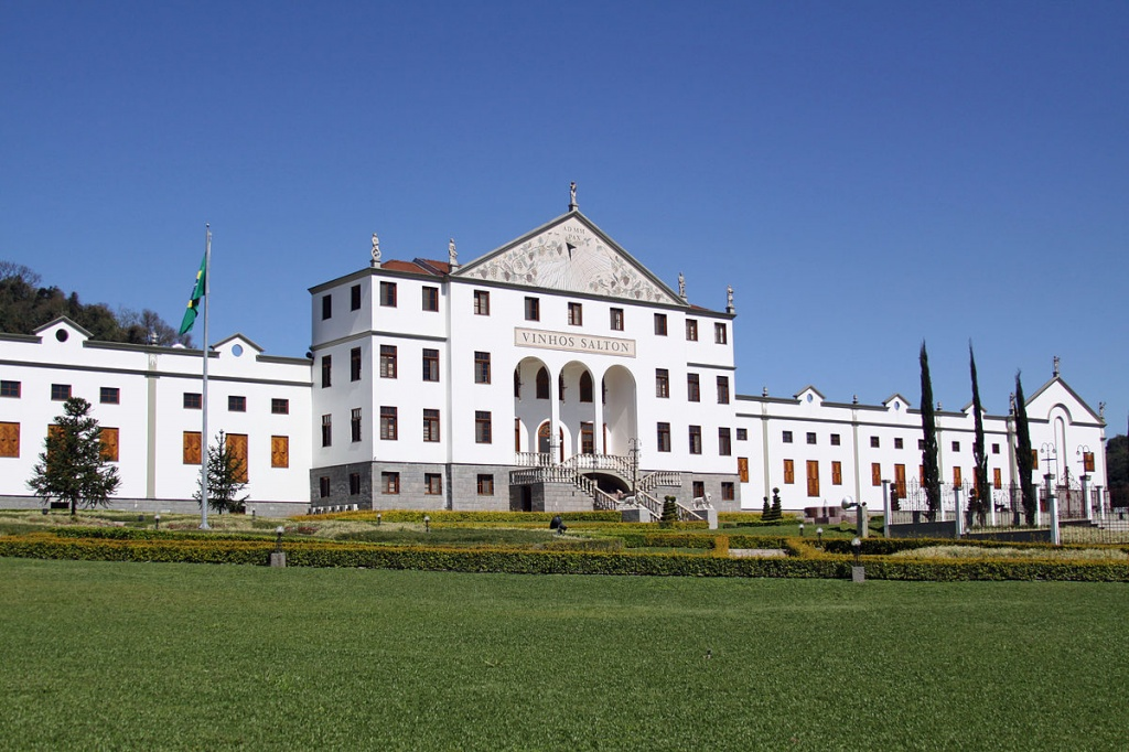 Foto por Halley Pacheco de Oliveira via Commons Wikimedia