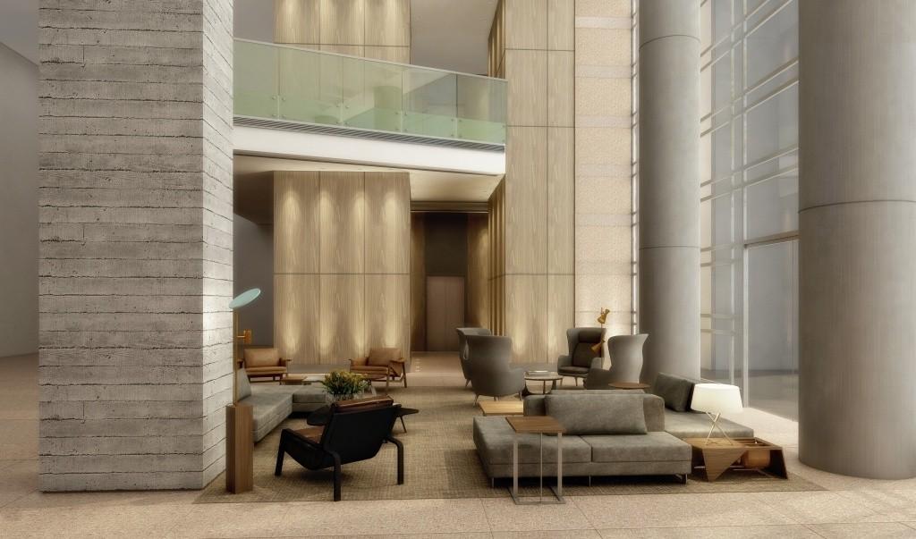 Grand Hyatt SP - Lobby 02