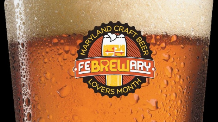 Maryland Craft Beer Lover Month - FeBREWary