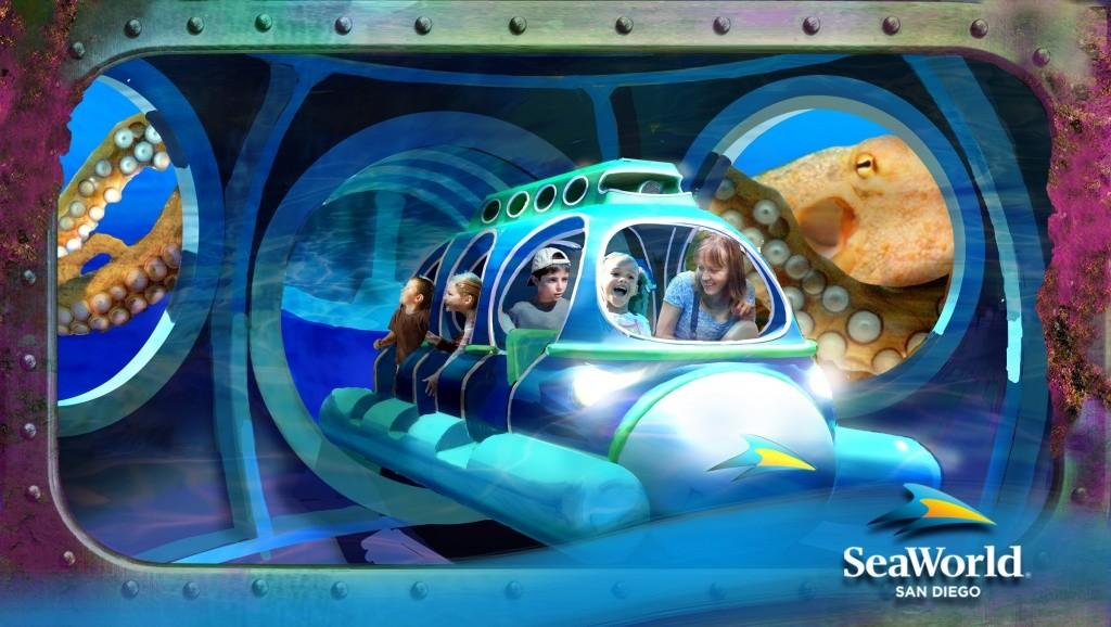 Ocean Explorer - Submarine Ride