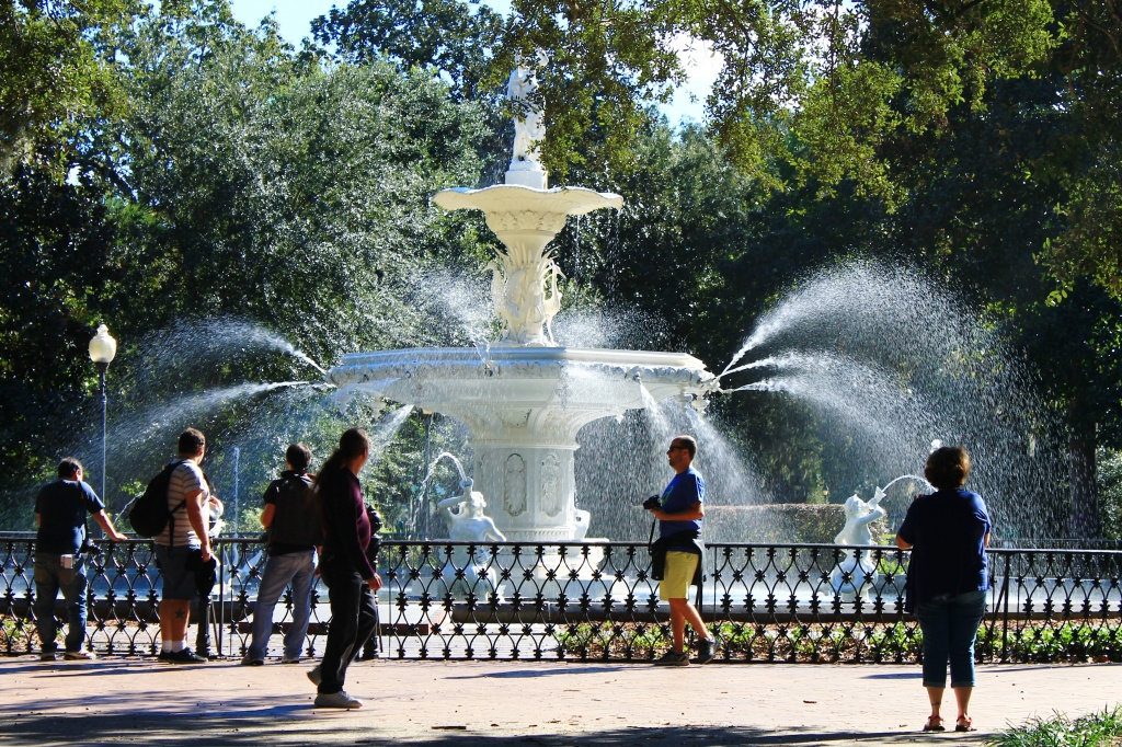 Parque Savannah - Eliria Buso