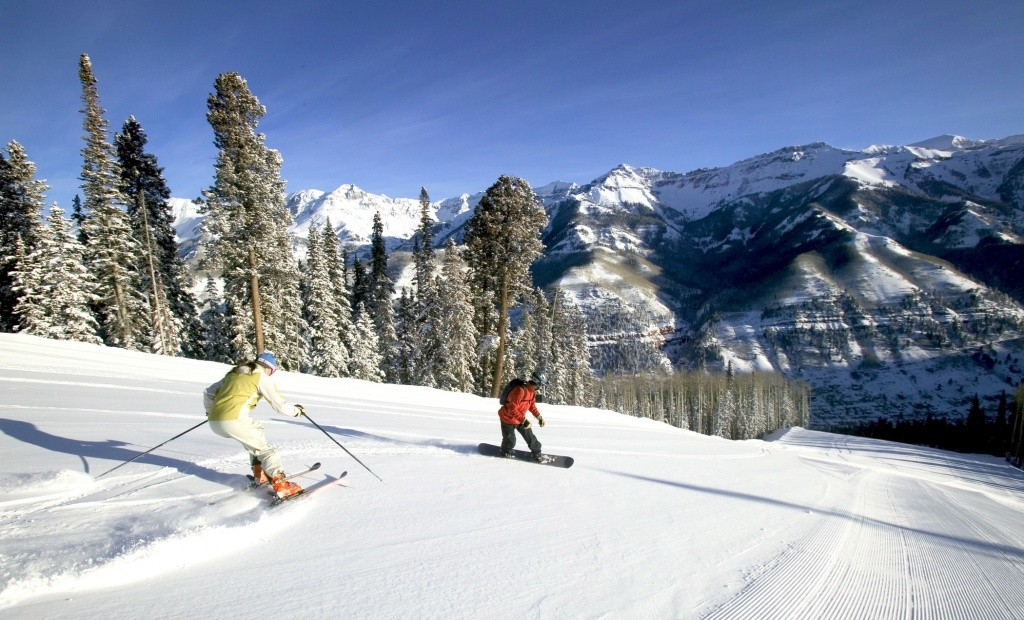 Telluride Ski Resort (Colorado)