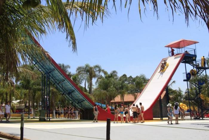castelo park aquático 2