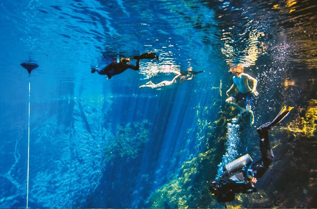 Foto via WWW.ECOTURISMOBONITO.COM
