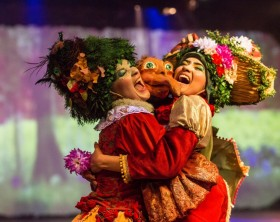 Espetáculo Korvatunturi - Foto de Sergio Azevedo (2)
