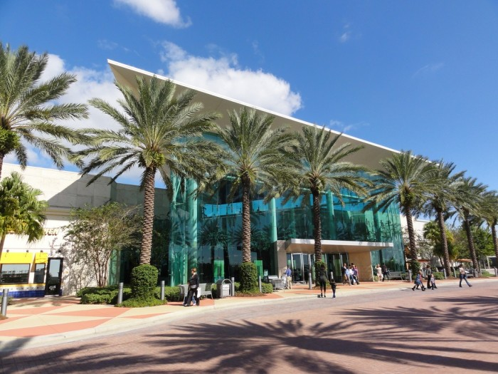 orlando mall at millenia