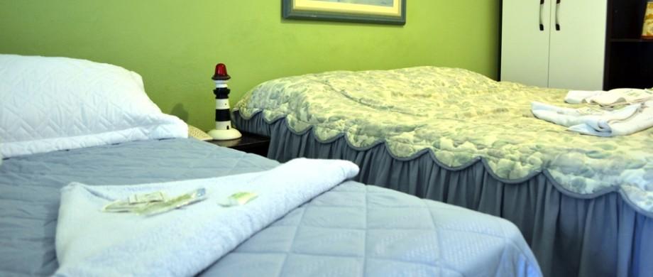 Foto via pousadadofort.com.br/