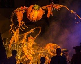 It's never too soon to start panicking.. Halloween Horror Nights returns to Universal Studios Florida this fall for a record-breaking 31 nights – and with all-new content that will bring unimaginable terrors to life. Starting today, guests can book a vacation package or purchase an add-on ticket that combines the daytime thrills of Universal Orlando's two world-class theme parks – Universal Studios and Universal's Islands of Adventure – with the spine-tingling chills of Halloween Horror Nights.