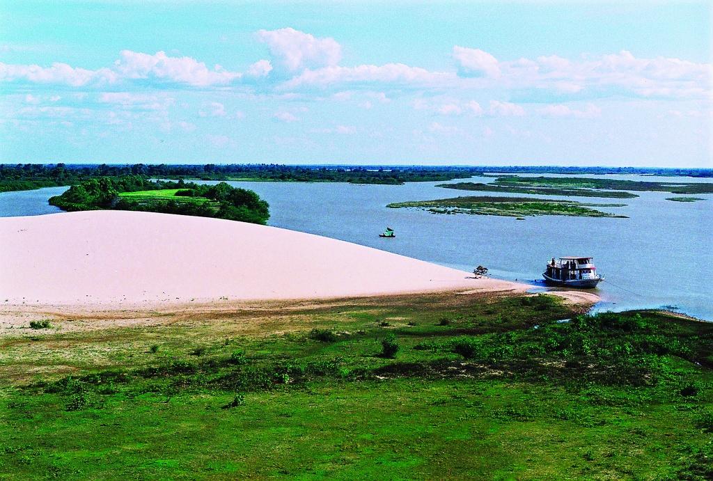 Delta do parnaíba  Foto por Morais Brito
