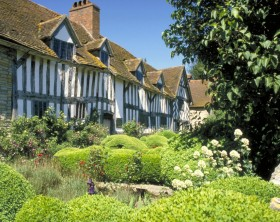 Mary Arden's Farm_The house