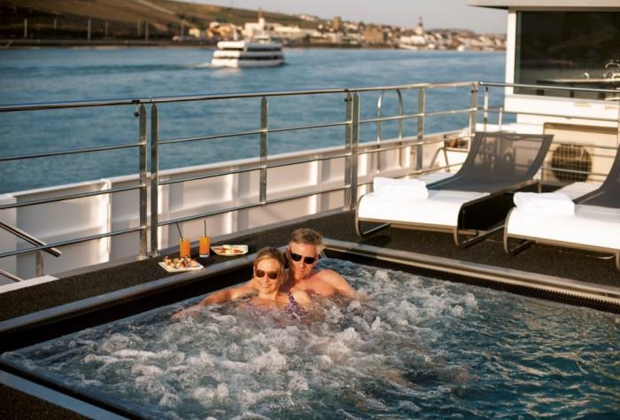 Scenic Sun deck