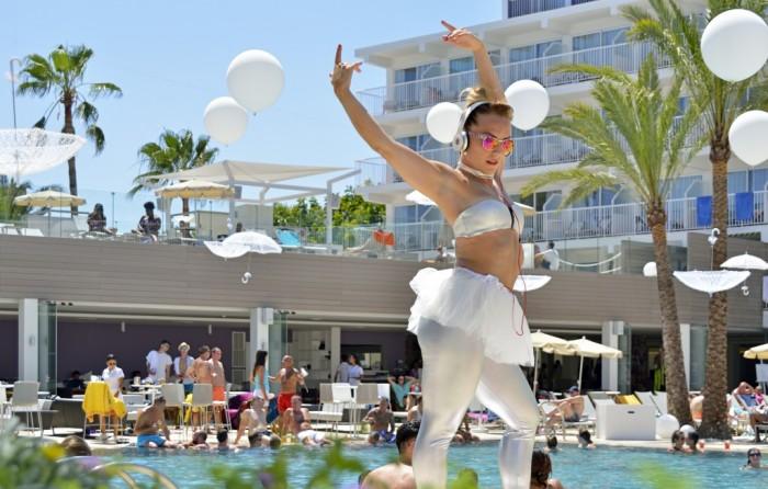 Sol House Mallorca - Festa Gravity 2