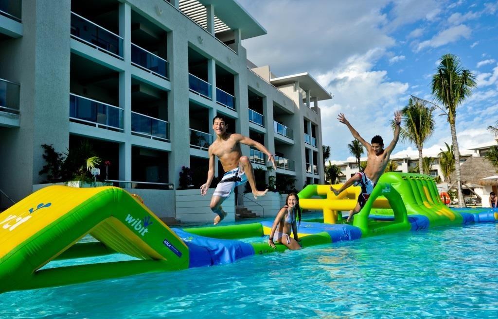 Teens no resort Paradisus Playa del Carmen
