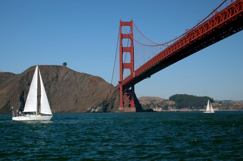 San Francisco  Foto por digital94086 via IStock
