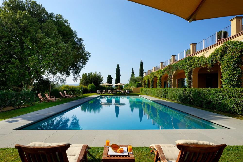 Castello del Nero - piscina