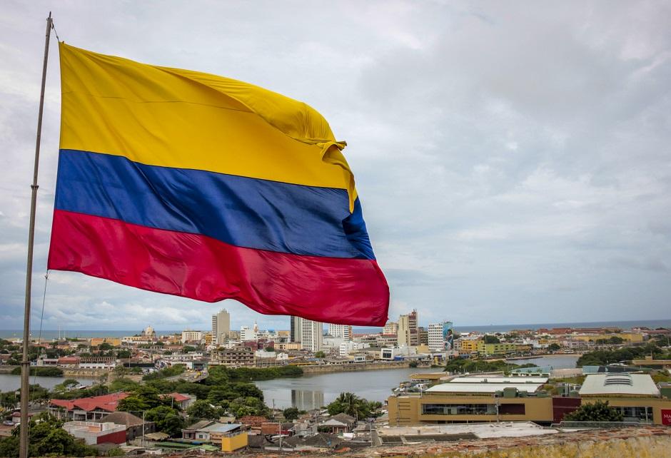 Colômbia - capa
