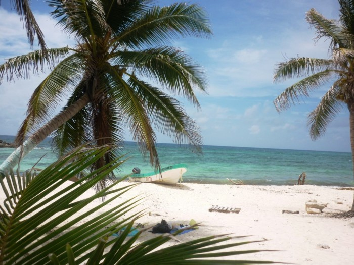 Cozumel praia 1