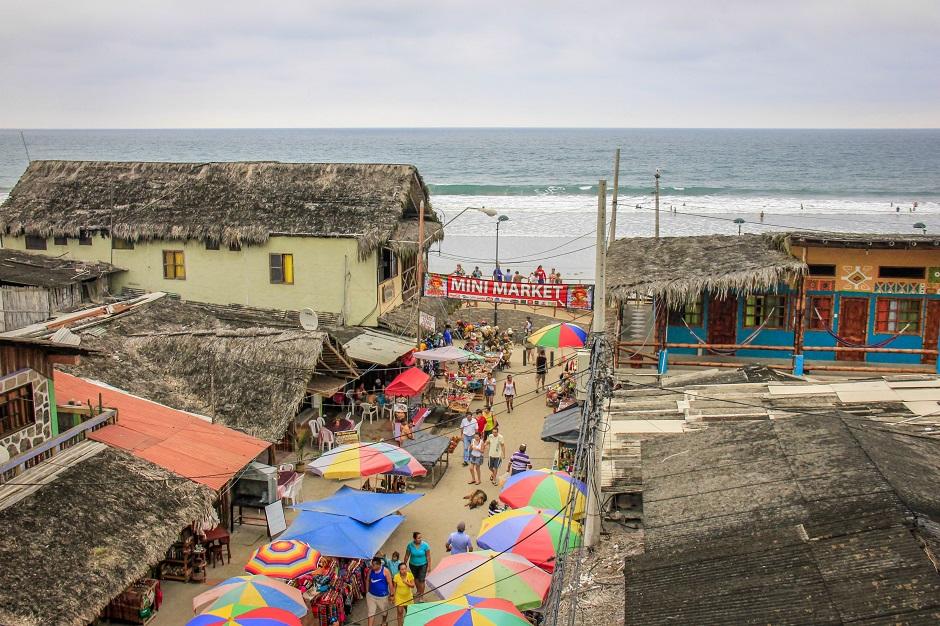 viagem ao Equador