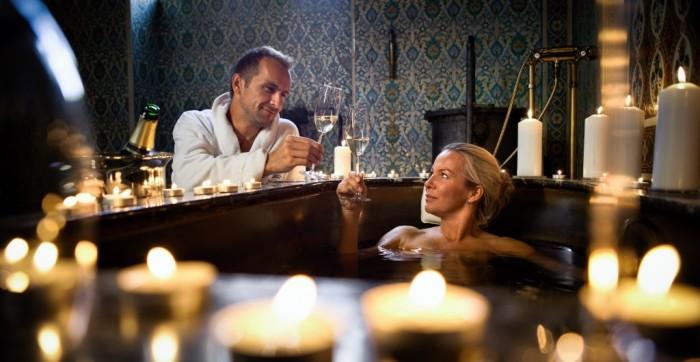 Tratamento de rei nos spas tchecos - Foto David Maravan