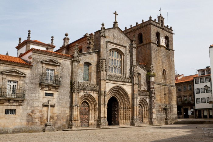 Cathedral in Lamego