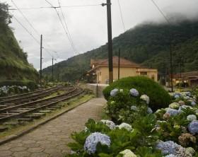 Estação de trem Eugênio Lefévre