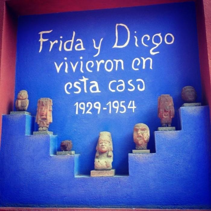 Frida Kahlo Museum - Casa Azul