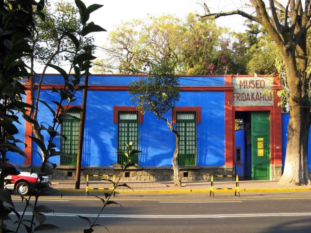 Museo-Frida-Kahlo