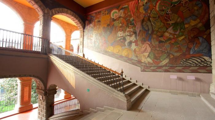 Museu Colégio de San Idelfonso – Escola Preparatória Nacional
