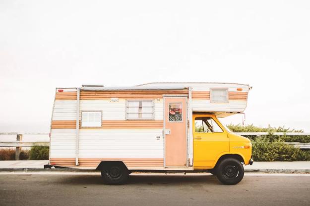 Vintage Bohemian RV   Glamp in LA   Trailers Motocasas para Alugar em Los Angeles2