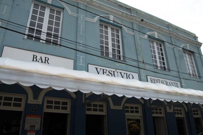 bar vesúvio
