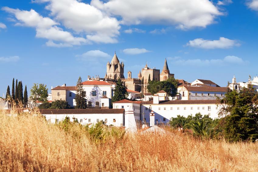 catedral Evora, Portugal