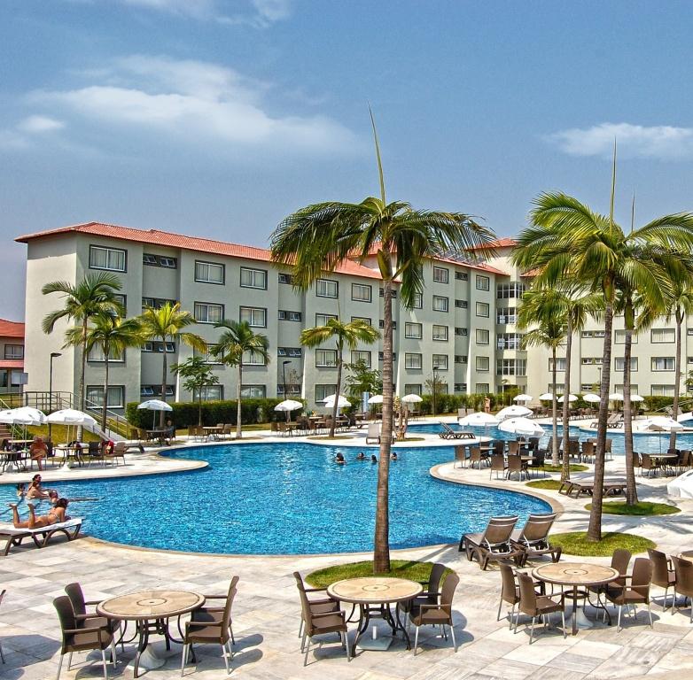 Resort Tauá, em Atibaia-SP.